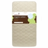 Organic Cotton Quilted Deluxe Crib Mattress