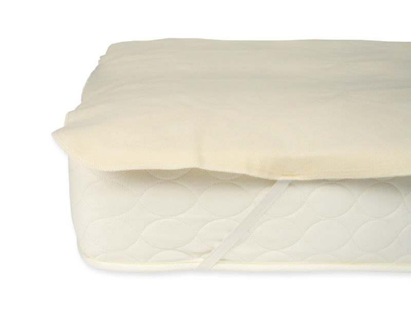 Organic Cotton Quilted Mattress Protector Pad By Naturepedic