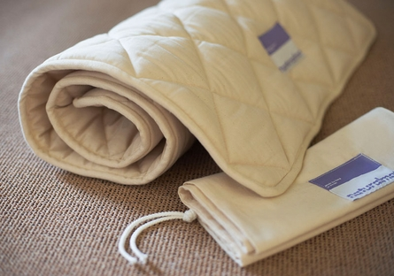 Organic Travel and Sleep Mat
