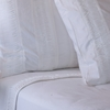Organic White Percale Flat Sheet