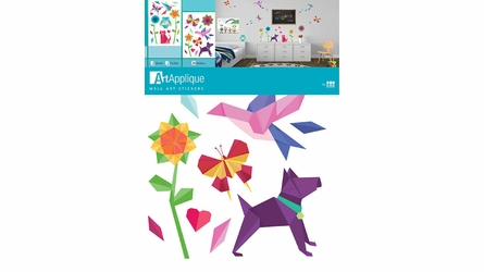 Origami Wall Decals