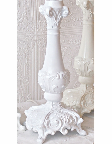 Ornate Vintage Inspired Lamp Base