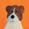 Oscar Mutt Canvas Wall Art