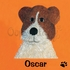 Oscar Mutt Personalized Canvas Wall Art