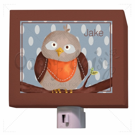 Oscar the Owl Night Light