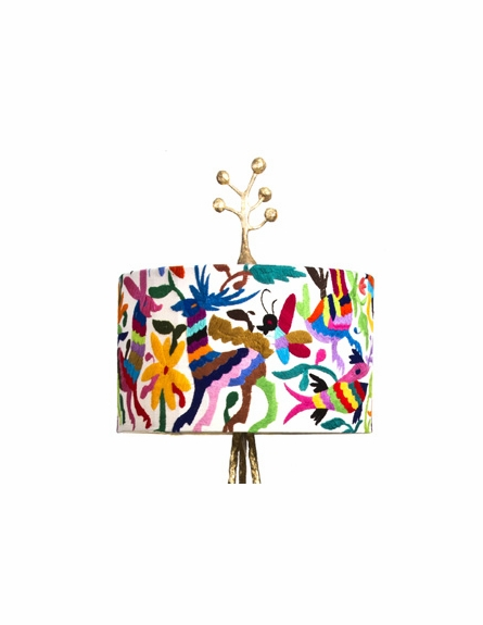 Otomi Floor Lamp