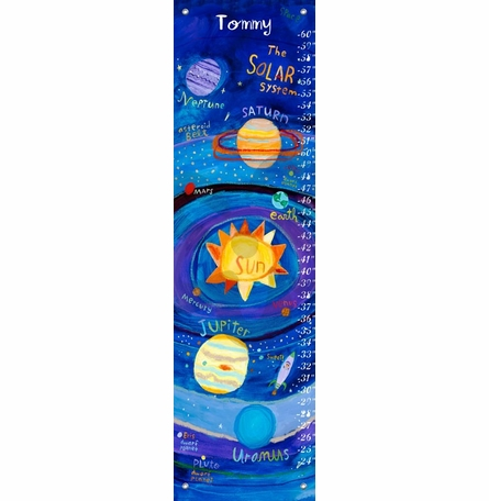 Out in Space Growth Chart