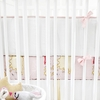 Out to Sea in Pink Crib Bumper