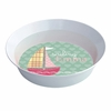 Out To Sea Personalized Kids Bowl