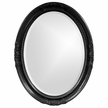 Oval Princess Mirror