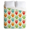 Owl Fun Lightweight Duvet Cover