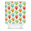 Owl Fun Shower Curtain