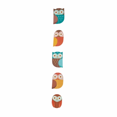 Owl in the Family Set of 5 Strand Mobile