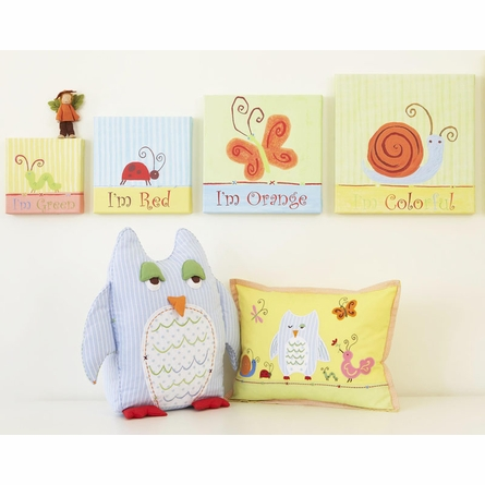 On Sale Owl Shaped Pillow
