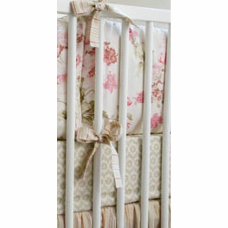 Oyster Margaux Crib Bedding Set