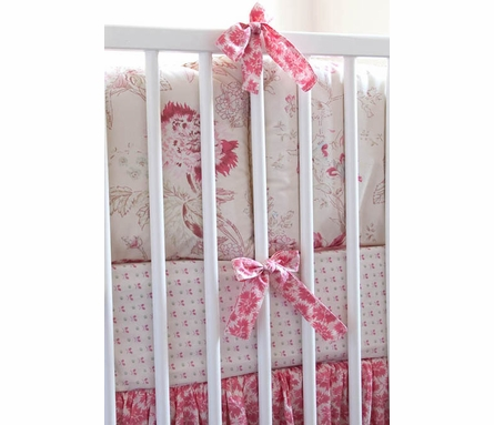 Oyster Octavia Crib Bedding - 3 Piece Set