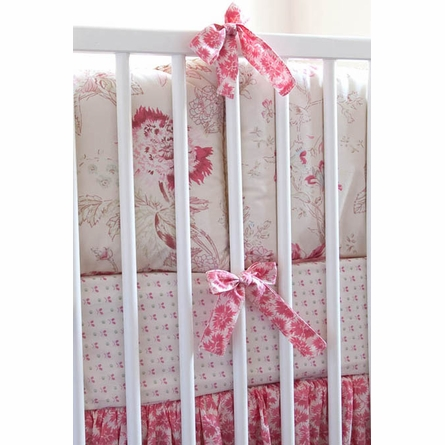 Oyster Octavia Crib Bedding Set
