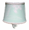 Pagoda Blue Round Nightlight