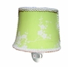 Pagoda Lime Round Nightlight