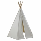 Paintable Great Plains Teepee - Multiple Sizes