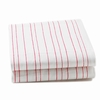 On Sale Painted Stripe Pink Fitted Crib Sheet