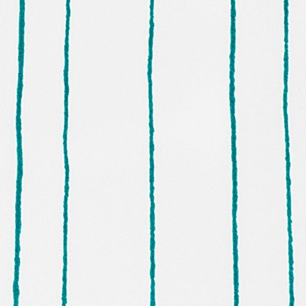 Painted Stripe Standard Pillow Case in Ocean