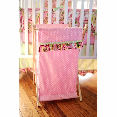 Paisley Splash in Pink Hamper
