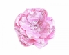Pale Pink Rose Sequin Hair Bloom