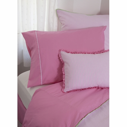 Palm Beach Seersucker Duvet Cover