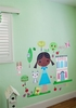 Paper Doll Annika Peel & Place Wall Stickers