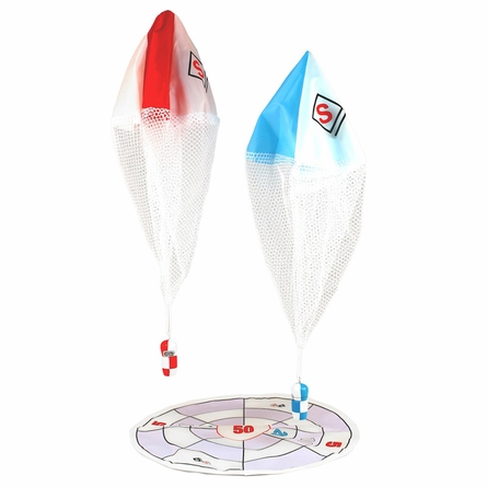 Parachutists Color Toy