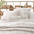 Parchment Linen Stripe Sand Sheet Set