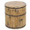Paris Round Barrel Side Table
