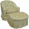 Park Avenue Rocker Glider - Aspen Cream