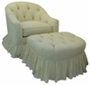Park Avenue Rocker Glider Chair - Tiara