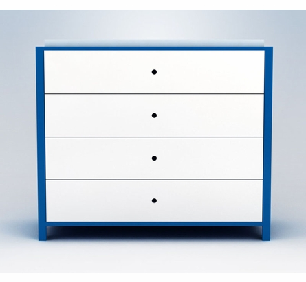 Parker 4-Drawer Changer