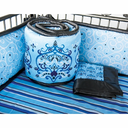 Parker 4-Piece Crib Bedding Set