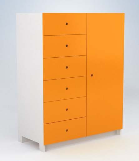 Parker 6-Drawer Armoire