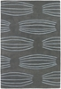 Parson Gray Lines Rug in Gray