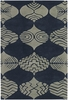 Parson Gray Ornament Rug in Gray