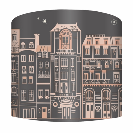 Pastel City Night Lamp