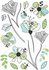 Pattern Flowers Wall Decals