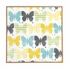 Patterned Butterflies Framed Wall Art