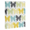 Patterned Butterflies Wrapped Canvas Art