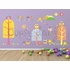 Patterned Park Peel & Place Wall Stickers