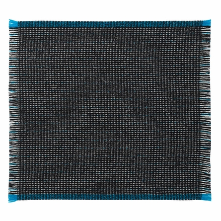 Pavonazzo Noir Throw Blanket