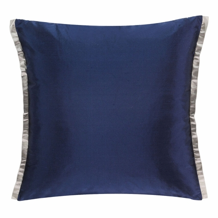 Pavonia Cobalt Throw Pillow