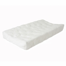 Pebble Contoured Changing Pad in Cloud White