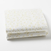 Pebble Fern Fitted Crib Sheet