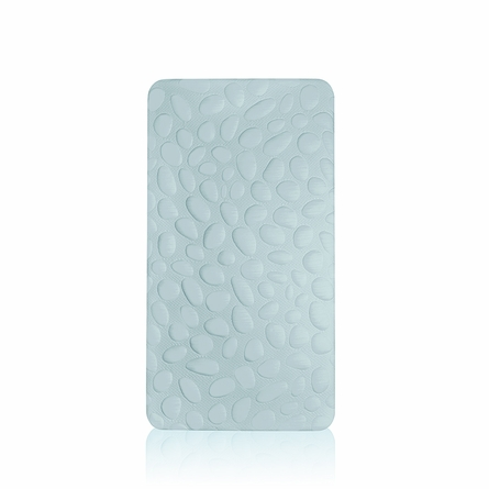 Pebble Lite Crib Mattress in Sea Glass